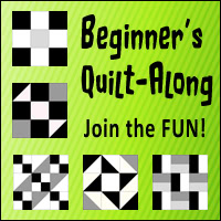 Beginner&#8217;s Quilt-Along