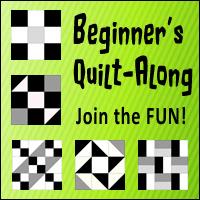 Beginner's quilt along