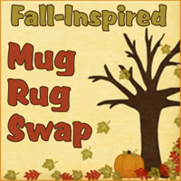 Fall-Inspired Mug Rugs Swap