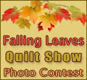 Falling Leaves Quilt Show Photo Contest