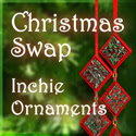 Christmas Swap &#8211; Inchie Ornaments