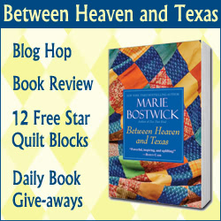 Between Heaven and Texas Blog Hop