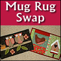 Mug Rug Swap