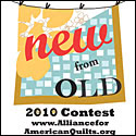New from Old Quilt Contest