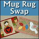 Olympic Mug Rug Swap