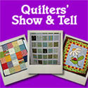 Quilters&#8217; Show and Tell