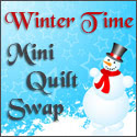 Winter Time Mini Quilt Swap
