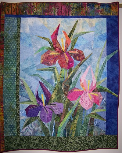 Paper Pieced Quilts - Quilting Gallery /Quilting Gallery