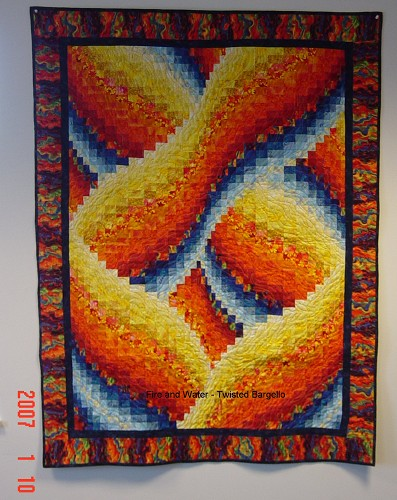 Bargello Quilts - Quilting Gallery /Quilting Gallery : free twisted bargello quilt patterns - Adamdwight.com