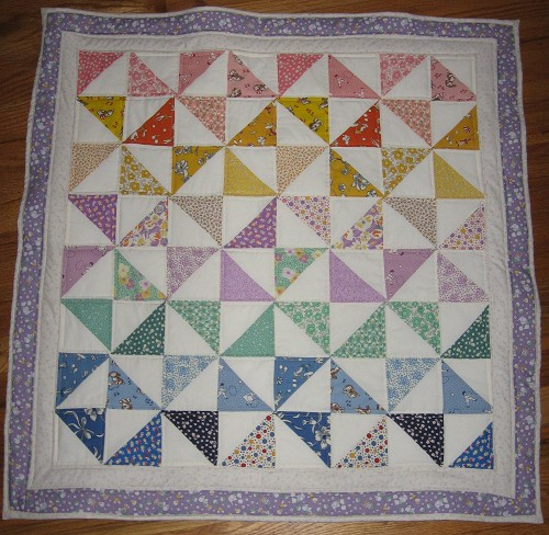 Half-Square Triangle Quilts - Quilting Gallery /Quilting Gallery