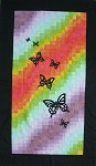 Butterfly Bargello
