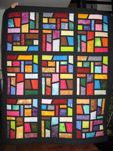STAINED GLASS QUILTING PATTERNS Free Patterns