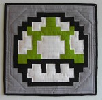Super Marion 1UP Quilt