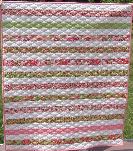 Jelly Roll Quilts Quilting Gallery