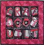 Crazy Quilt, Of Course (A Bit Dotty)