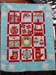 A Christmas Mystery Quilt