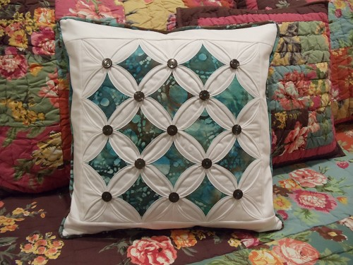 Quilted Pillows Quilting Gallery