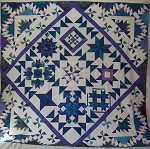 Shelley's Wedding Quilt