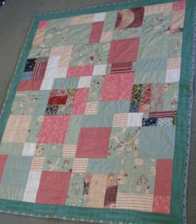 Quilt Patterns Using Squares And Rectangles : Quilts with Just Squares & Rectangles - Quilting Gallery /Quilting Gallery