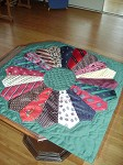 Medallion Circle of Mens Ties