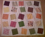 Summer Quilt for Grace
