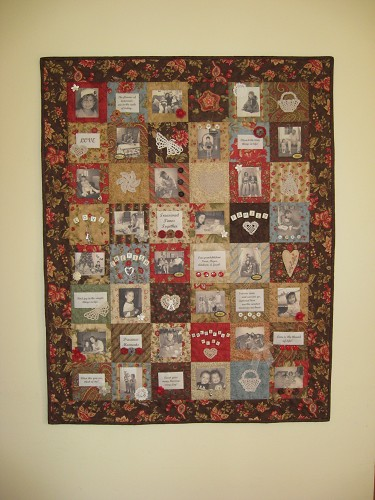 Grandchildren Quilt