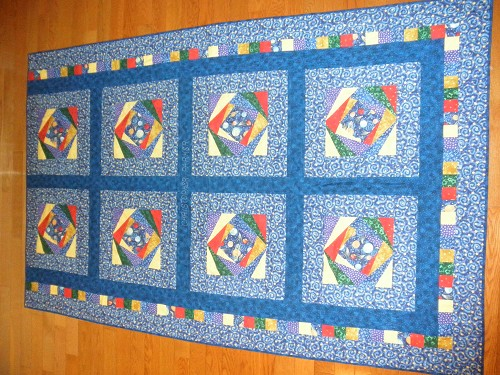 Christopher's quilt