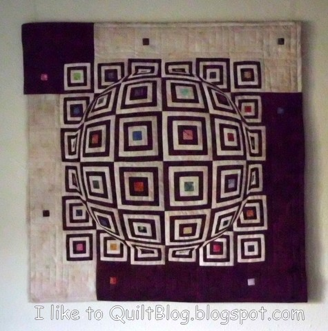 Modern Geometric Quilt Contest - Quilting Gallery /Quilting Gallery : 3d quilt designs - Adamdwight.com