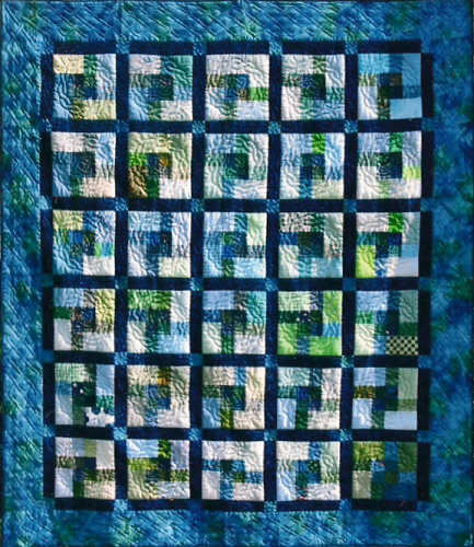 Paaul's Big Boy quilt