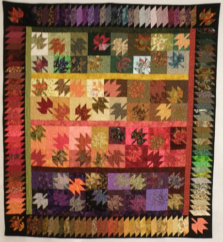 Fall Leaves (Patti Akins)
