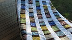 Camping Row quilt