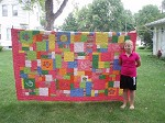 Fast & Fusible Daisy Quilt