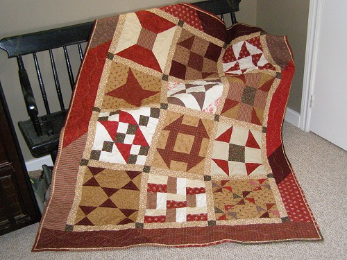 Beginners Quilt Along (Fall is Here)