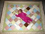 Keira's Bunny Quilt