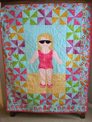 Addison Doll Quilt