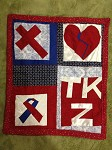 Broken Hearted - HLHS Quilt