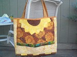 Dresden Sunflower Bag