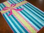 A Pretty Package Lap Quilt