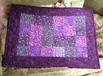 Lauryn's Doll quilt
