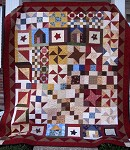 Pike-Lin Quilt Guild Mystery Quilt