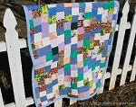 REAL Scrappy Quilt