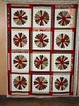 Mom's Sunday Best Christmas Quilt