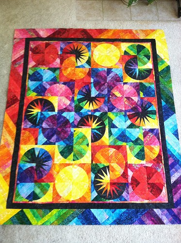 Modern Geometric Quilts Quilting Gallery