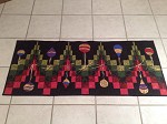 Bargello Christmas Runner