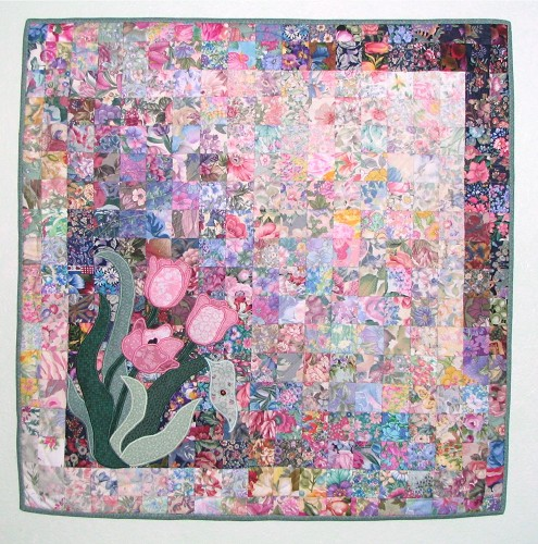 Watercolour Quilts - Quilting Gallery /Quilting Gallery