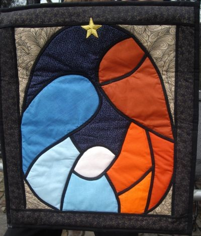 Stained Glass Quilts - Quilting Gallery /Quilting Gallery : nativity quilt pattern - Adamdwight.com