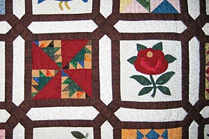 QUILT SASHING - Ludlow Quilt and Sew