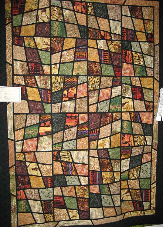 Safari Magic Tiles - Quilting Gallery /Quilting Gallery : tile quilt - Adamdwight.com
