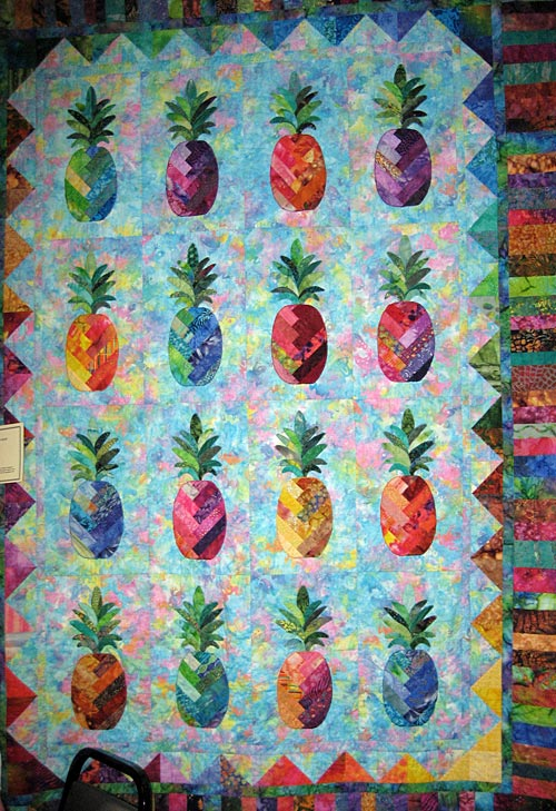Pineapple - Quilting Gallery /Quilting Gallery : pineapple quilt - Adamdwight.com