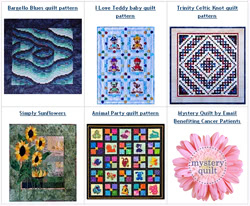 Quilter's Market Homepage